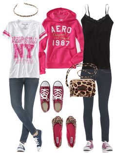 Cute Clothing Styles For School Back To Schools Teen Clothing