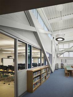 Architects: DIGroupArchitecture  Location: East Brunswick, NJ, USA  Area: 79,000 sqft  Year: 2012  Photographs: Halkin Mason Photography