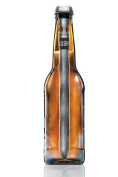 The Chillsner from Corkcicle is a beer chiller that inserts into the bottle. Filled with a thermal gel, the beer accessory makes forgetting that bottle of beer in the freezer a thing of the past. Cheap Christmas Gifts, Xmas Gifts, Christmas Ideas, Christmas 2019, Wine Chillers, Chilled Beer, Valentines Day Presents, Cool Gifts, Shopping