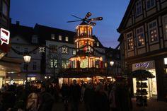 Wie traditionell, steht auch in diesem Jahr die Weihnachtspyramide wieder auf dem Großen Plan.