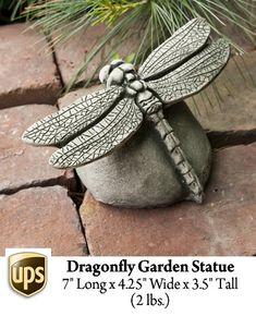 estatua de jardin