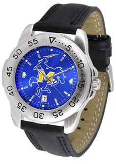 Mens McNeese State Cowboys - Sport AnoChrome Watch
