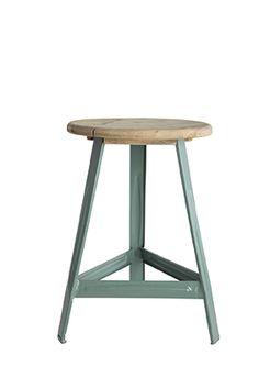 Kruk Have a Seat van House Doctor in Vespa groen te koop in onze webshop www.toefwonen.nl