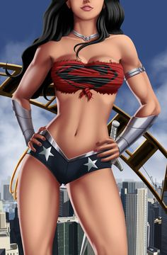 Wonder Woman by ~iurypadilha
