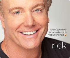 Host Rick Domeiers Bio
