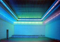 New Uses for Flourescent Light with Diagrams by Dan Flavin
