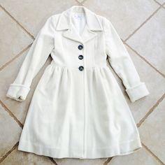 Selling this Anthro Anabel Wool Fem Coat in my Poshmark closet! My username is: zoelynn38. #shopmycloset #poshmark #fashion #shopping #style #forsale #Anthropologie #Jackets & Blazers