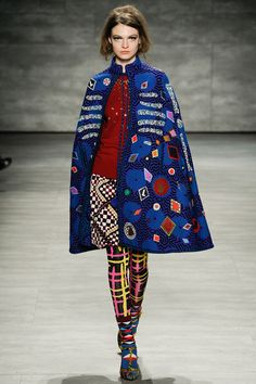 Libertine | Fall 2014 Ready-to-Wear Collection | Style.com - art as fashion