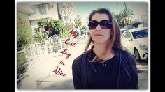 My last day in nice/Ma dernière journée à Nice/il mio ultimo giorno a Nizza
