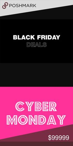 Black Friday Deals Through Cyber Monday‼️💥💥✨⭐️⭐️ Black Friday Deals Through Cyber Monday‼️💥💥✨⭐️⭐️ Other