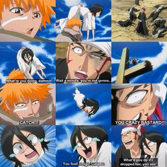 The best rescue ever. #bleach