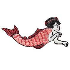 KYW-197/Patch/Ningyo the mermaid