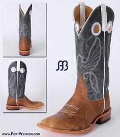 "Anderson Bean® Men's Horse Power Mohawk 13"" Boots"