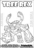 Printable coloring page for kids with Skylanders Swap Force DUNE BUG ...
