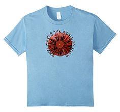 Vinyl makes the world go round - Vinyl Record T-shirt