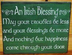 <b>Irish</b> <b>Blessing</b> | <b>Quotes</b> | Pinterest