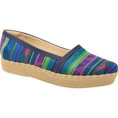 Sapato Anabela Baixo - Piccadilly - Loja Piccadilly