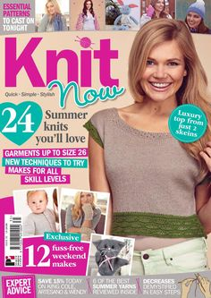 Knit Now 35