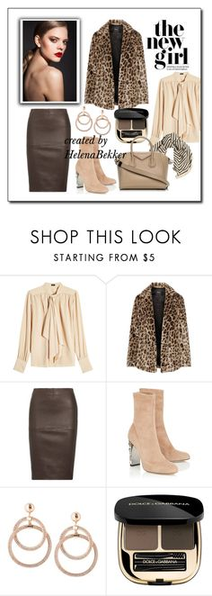 """#206 Fur"" by helena-bekker ❤ liked on Polyvore featuring Joseph, Theory, By Malene Birger, Jimmy Choo, Dolce&Gabbana and Givenchy"