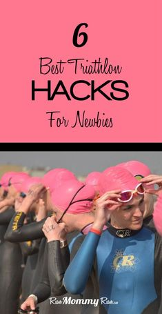 6 Best Triathlon hacks for newbie