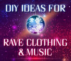 Cool DIY Ideas For Rave Clothing And Music Festival Costume - Shaily Beauty Tips Rave Party Outfit, Rave Outfits, Latest Bridal Lehenga Designs, Rave Shoes, Led Gloves, Rave Mask, Bra Hacks, Beauty Hacks, Beauty Tips