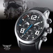 Aviator F-Series Pilot Chronograph