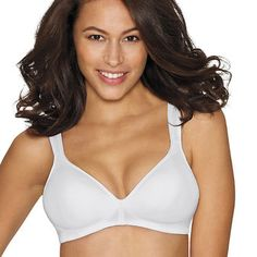 e88f17385b70f Hanes Fit Perfection3  Wirefree Bra Love To Shop