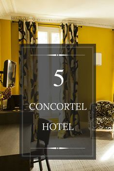 In Paris, l'Hôtel Concortel 3 stars welcomes you to stay in its spacious and comfortable bedrooms and suites. Ideally situated in the heart of Paris, arrondissement. Paris Hotels, France, Home Decor, Decoration Home, Room Decor, Interior Decorating, French