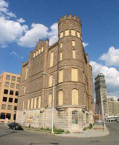 gar A Secret Tour: Detroits Forgotten Architectural Landmarks