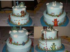 Baby Einstein cake Baby Einstein Party, Birthday Fun, Party Time, First Birthdays, Entertaining, Cake Ideas, Kid Stuff, Desserts, Kids