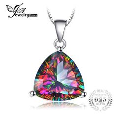 4ct Genuine Nature Rainbow Fire Mystic Topaz Pendant Trillion Concave Cut Pure Solid 925 Sterling Silver FashionExtraBeautiful.co.za4ct Genuine Nature Rainbow Fire Mystic Topaz Pendant Trillion Concave Cut Pure Solid 925 Sterling Silver Fashion Price: 8.99 & FREE Shipping #fashion|#accessories|#plussize|#extrabeautiful