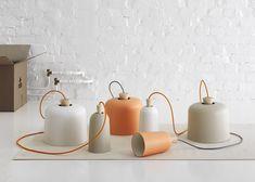 Pendant lamps by Note Design Studio