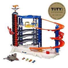 Hot Wheels® Super Ultimate Garage Play Set