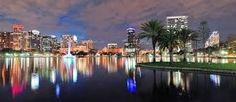 Spend The Summer in Orlando, Florida