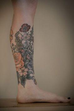 Tattoos, tattoo portfolio и flower tattoos.