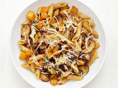 Get Food Network Kitchen's Penne with Butternut Squash Recipe from Food Network