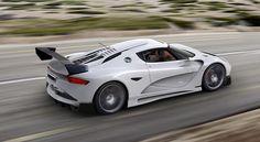 Porsche Concept: Track Version by Rene Garcia, via Behance