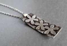 Sterling silver pendant Sterling Silver Pendants, Jewelry, Jewellery Making, Jewelery, Jewlery, Jewels, Jewerly, Fine Jewelry, Jewel