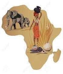 Bildergebnis für afrikas Masken bilder clip zeichnung