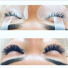Eyelash Extensions Styles, Individual Eyelash Extensions, Eyelash Extension Training, Lash Room, Best Lashes, Russian Volume Lashes, Eyelashes, Eye Makeup, Studio
