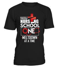 Nursing School One Meltdown At A Time
