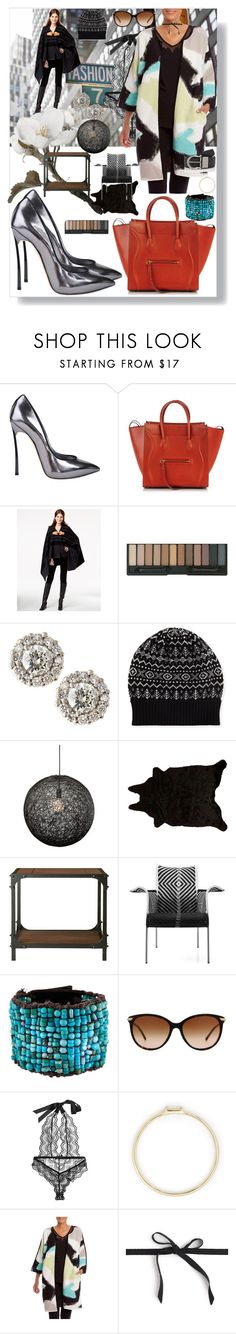 """The Girl Who Overcame Time..."" by black-wings ❤ liked on Polyvore featuring Casadei, Woolrich, CHI, Brora, Nuevo, Mina Victory, Home Decorators Collection, MOROSO, Orduna Design and Burberry"