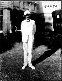 Mr. W. Francis, Esq.; Stanley Field Expedition to British Guiana, 1922.