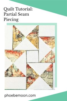 Quilting 101, Quilting For Beginners, Pattern Blocks, Quilt Patterns, Opposite Colors, Half Square Triangle Quilts, Block Of The Month, Easy Quilts, Quilt Tutorials