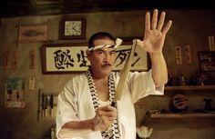 Sonny Chiba in Kill Bill. #killbill #sonnychiba #hattorihanzo