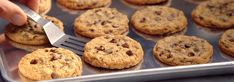 For the First Time, DoubleTree by Hilton Reveals Official Chocolate Chip Cookie Recipe so Bakers Can Create the Warm, Welcoming Treat at… Cookie Desserts, Just Desserts, Cookie Recipes, Delicious Desserts, Dessert Recipes, Yummy Food, Cookie Favors, Bar Recipes, Copycat Recipes