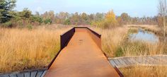 Esterwegen Memorial by WES Landscape Architecture – UPDATED «  Landscape Architecture Works | Landezine