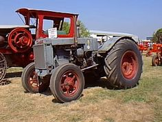 Case L Tractor 1929    made from 1929 - 1940