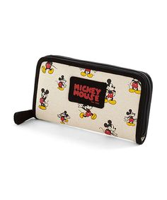 Look at this Mickey Mouse Vintage Coin Purse on #zulily today!