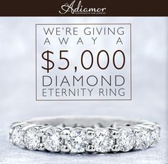 Win a Diamond Eternity Band